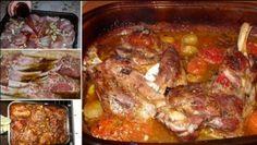 Így kell bepácolni a bárányhúst, hogy puha és káprázatosan ízletes legyen! Romanian Food, Rage, Pork, Chicken, Cooking, Recipes, Easter, Lamb, Honey