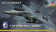 F-15E Strike Eagle Ace Combat Garuda 1