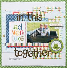 In This Together  -  Bella Blvd Tiny Tots - Summer 2014