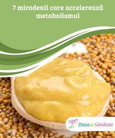 7 mirodenii care accelerează #metabolismul  #Includerea mirodeniilor în dietă este unul dintre cele mai simple moduri de a-ți #accelera #metabolismul și de a arde mai multă grăsime. Metabolism, Cantaloupe, Beans, Vegetables, Mai, Health, Health Care, Vegetable Recipes, Beans Recipes