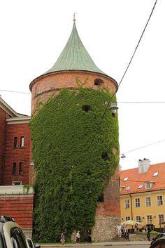 The Powder Tower - Riga, Latvia