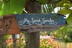 Freebie Sunday, My Secret Garden