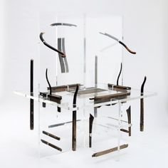 Shao Fan via www.theneoncactus.com    Desperately want this chair in my house!