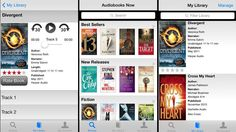 Sometimes you're too busy to read a book. This app will read it to you ....