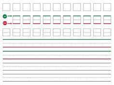 Fundanoodle's Handwriting Practice Page!