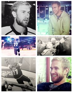 Six Random Photos - Jeff Carter (Los Angeles Kings)
