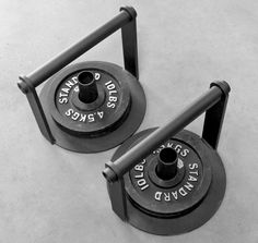 Renegade Row Handles - great for strengthening the back and shoulders as well as overall GPP