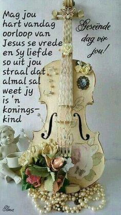 A Blessed Day for You! May your heart overflow with Jesus' Peace, and His Love so shine from you that everyone will know you are the King's child. Birthday Wishes, Birthday Cards, Birthday Images, Birthday Quotes, Happy Birthday, Good Morning Dear Friend, Christmas Wishes, Christmas Ornaments, Lekker Dag