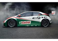 2014 Presentation Castrol Honda Civic World Touring Car Team . Honda Civic Type R, 2015 Honda Civic, Honda Civic Coupe, Subaru, Le Mans, Rallye Automobile, Soichiro Honda, New Luxury Cars, Honda Models