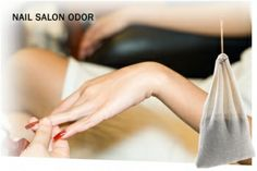Smelleze® Salon Smell Remover rids nail salon odor without harmful fragrances. - Smelleze® Salon Smell Remover rids nail salon odor without harmful fragrances. It's reusable, la - Odor Remover, Natural Deodorant, Fragrance Oil, How To Do Nails, Salons, About Me Blog, Pouch, How To Remove, Masking