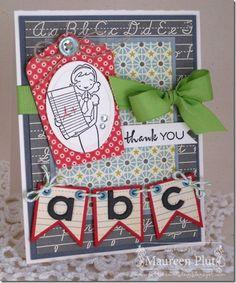 Teacher Thank You Cards Teachers Day Card, Teacher Thank You Cards, Teacher Gifts, Pop Up Cards, Cute Cards, Your Cards, Card Tags, I Card, Teacher Appreciation Cards