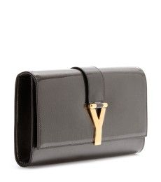 For the evening .. ysl clutch