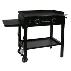 Blackstone 28'' Griddle Gas Grill Cooking Station