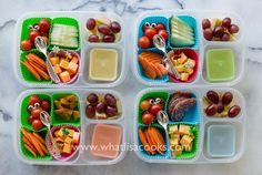 Tired of packing just sandwiches? Hundreds of ideas for non sandwich lunches. Healthy Family Meals, Kids Meals, Healthy Snacks, Healthy Recipes, Detox Recipes, Healthy Eating, Healthy Kids, Non Sandwich Lunches, Lunch Snacks