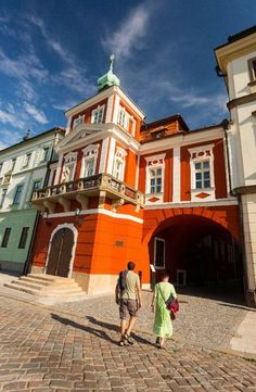Hradec Králové, Czechia Prague, Czech Republic, Hungary, Austria, Poland, Explore, Group, Mansions, House Styles
