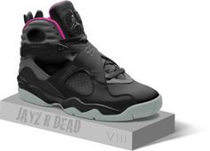 air-jordan-8-Yeezy Black-
