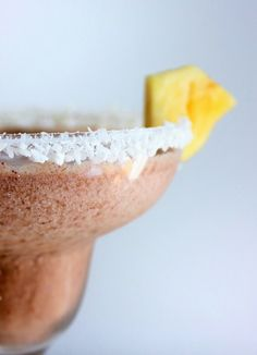 Choco pina colada by bartisserie