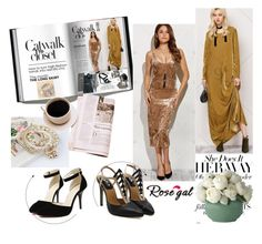 """""""Valvet dress!"""" by mery-2601 ❤ liked on Polyvore"""