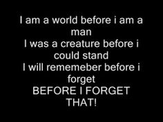 Download Slipknot - Before I Forget (Lyrics) - GenYoutube.net