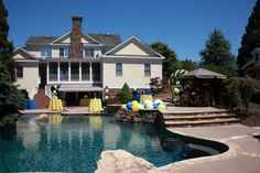 Georgia Southern & Murray State Graduation Party - By The Party Girl Events