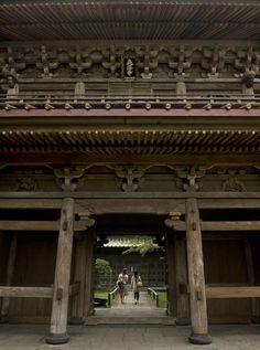 Eisho-ji temple, Kamakura, Japan