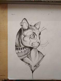 Tattoo Bastet