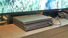 First look: Sony PlayStation 4 Pro