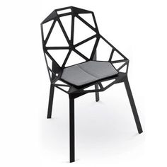 Chair One Coussin D'assise Design Magis Gris