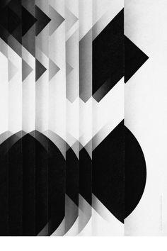 Tom Hingston Studio    Blanka invited 28 designers to contribute a poster to the Mono Exhibition