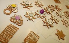 Bielková poleva na medovníky - NajRecept.sk Cupcakes, Christmas, Winter, Xmas, Winter Time, Cupcake Cakes, Navidad, Noel, Natal
