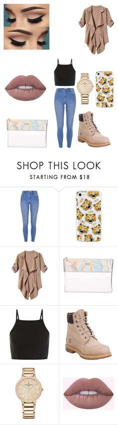 """Untitled #377"" by alexponson ❤ liked on Polyvore featuring River Island, ban.do, Timberland and Vacheron Constantin"