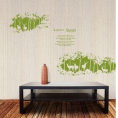 Stickers muraux design - Sticker mural marguerite / ambiance-live.com