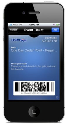 Ticketing company to use iOS 6 Passbook at Columbus Zoo, other attractions
