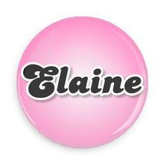E for Elaine