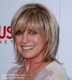 Gray Hairstyles Prepossessing Linda Gray Hairstyle Short Layered Straight Human Hair Wigs For