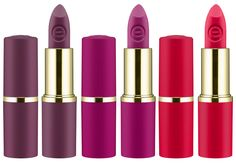 Essence Merry Berry Winter 2015 Collection