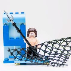 Hey Girl, Finnick says Lego needs to make Hunger Games Lego Sets.