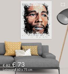 Bob Marley,abstrakt