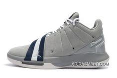 """2de7e01638d6bc Jordan CP3.XI """"Dallas Cowboys"""" Light Smoke Grey Metallic Silver AA1272-014"""