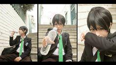 JUNI XI Haruka Nanase Cosplay Photo - WorldCosplay