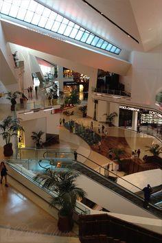 Shopping at the Fashion Show Mall - Las Vegas Boulevard - Las Vegas, Nevada, USA