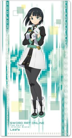 Suguha ~ Ordinal Scale