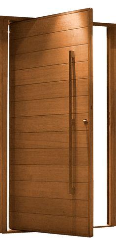 Affordable 4x8 pivot door pre hung lightweight high strength insulated