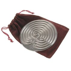 Finger labyrinth as a calming and meditative tool for kids