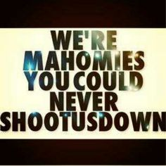Mahomies... go ahead and TRY to shootusdown babe
