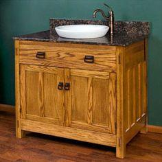 7 Best Craftsman Style Bathroom Vanities Images In 2012
