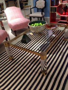 Bespoke Banter / Catherine M. Austin Interior Design-2014 Interior Design Trends- Celerie Kemble Henredon