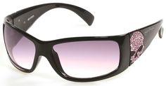 Harley-Davidson® Pink Label Bling Skull Sunglasses HDS PK03  #HarleyDavidson