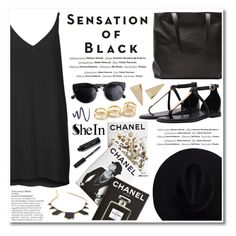 """""""Sheinside"""" by ruska-10 ❤ liked on Polyvore featuring Vision, Assouline Publishing, Avenue, Topshop, Alexis Bittar, L'Oréal Paris, Bobbi Brown Cosmetics and Sheinside"""