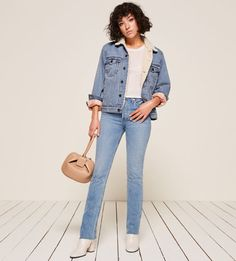 a98b1fb51e03 Tap into the trend with your new favorite trucker jacket. From classic denim  to new twists, see our favorites that ll make you feel extra cool.